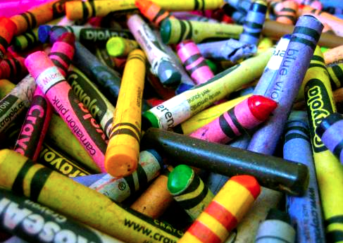 Fun Facts About Crayons!