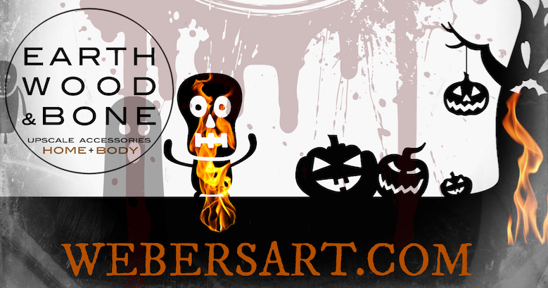 Discover Halloween History & Lore shared by the Weber's Art Studio Blog on Earth Wood & Bone!