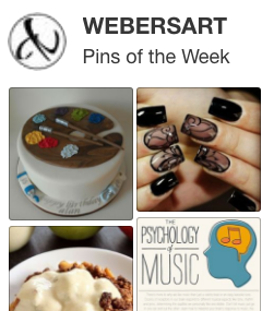 Friday's Pins of the Week!