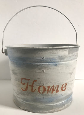 Decorative Storage Pail