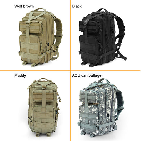 free soldier outdoor camping men s military tactical backpack 1000d