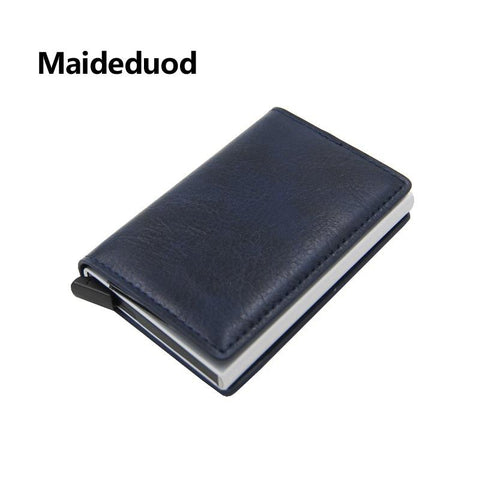 Maideduod 2018 women men credit card case business card holder for maideduod 2018 women men credit card case business card holder for plastic cards purse automatic credit reheart Choice Image