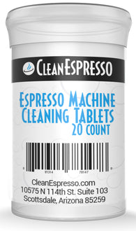 Breville Espresso Machine Cleaning Tablets