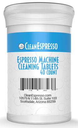 Breville Espresso Machine Cleaning Tablets - 40 Count