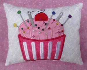 applique Pin Cushion