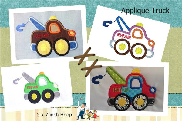 S101-applique cash truck