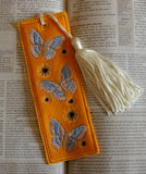 P018-IN THE HOOP FELT BUTTERFLY BOOKMARK