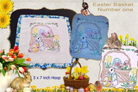 P154-Easter Basket Two