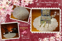 P069_Free Standing Lace Doily No 2
