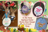 P185-ITH Easter Door Hanger
