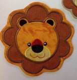 P109_ITH Lion Table mat