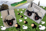 P079-In the hoop Lamb Zipper Purse