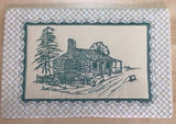 P065-In the hoop homestead kitchen quilt No 1