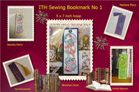 P111_ITH Sewing Bookmark No 1