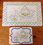 P105_ITH Teatime table mat No 5
