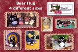 UIU126-ITH Bear Hug stuffies