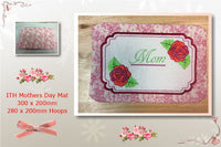 P167-ITH MOM/MUM Table Mat