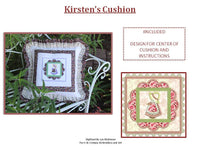 P001-Kirstens Applique Cushion Project