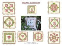 UIU069a_Kirstens Quilt Blocks for the 5 x 7 inch Hoop