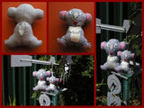 P036-In the hoop Koala Stuffie in 3 sizes