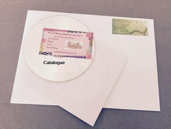 ORDER A CATALOGUE CD