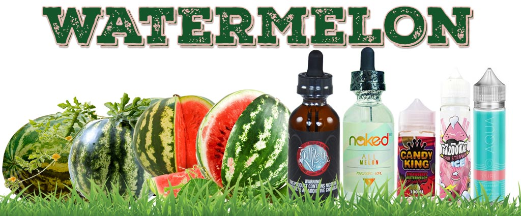 Summer Watermelon eJuice Flavors To Keep You Vaping