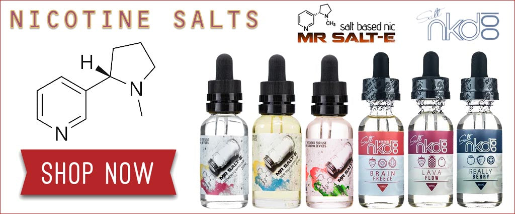 Who Has The Best Nicotine Salt Vape Juice?