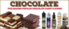 Five Amazing Chocolate Lovers Vape Juices