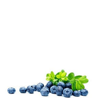 Blueberry Flavored eJuice/eLiquid Logo