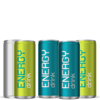 Energy Drink Flavored eJuice/eLiquid Logo