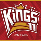 Kings 11 By Evolve eJuice Logo