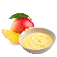 Mango Custard Flavored eJuice/eLiquid Logo