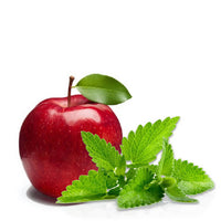 Menthol Apple Flavored eJuice/eLiquid Logo