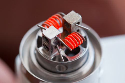 What are the Similarities and Differences between Mesh and Regular Coils?