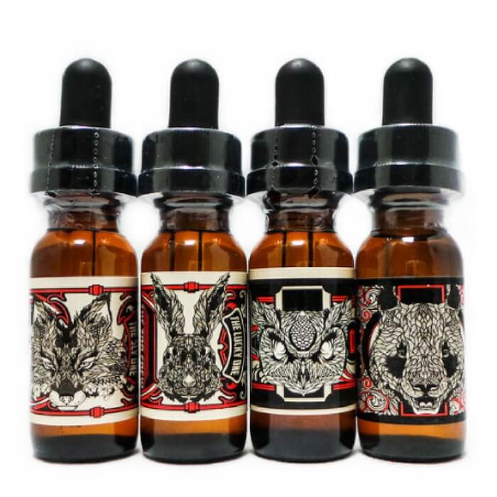 120ml Bundle by Zoo Crew E-Liquid #1