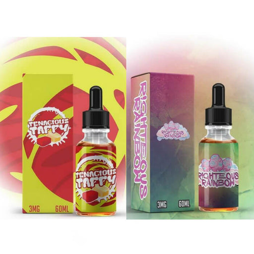 120ml Candy Bundle by ACK E-Liquid #1