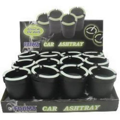 Fujima Glow In The Dark Car Ashtray #1