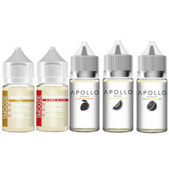 150ml Nicotine Salt Bundle by Apollo E-Liquids