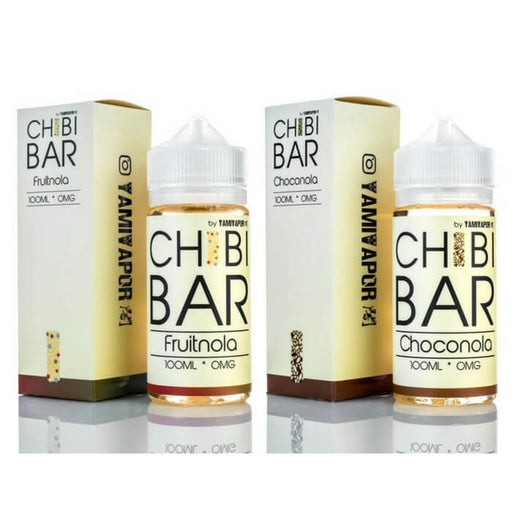 200ml Chibi Bar Bundle by Yami Vapor E-Liquid #1
