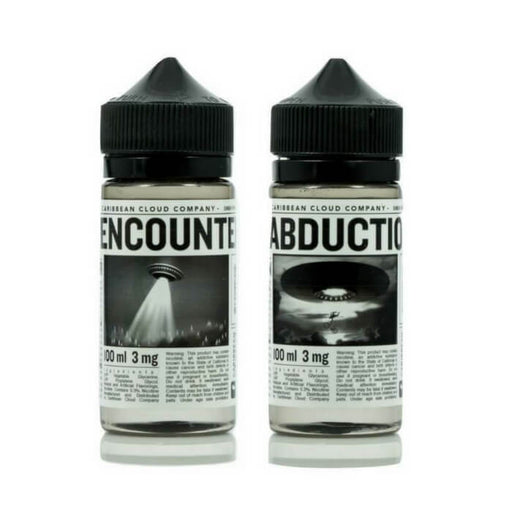 200ml UFO Bundle by Caribbean Cloud Company eJuice #1