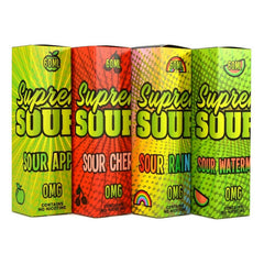 240ml Bundle by Supreme Sourz E-Liquid