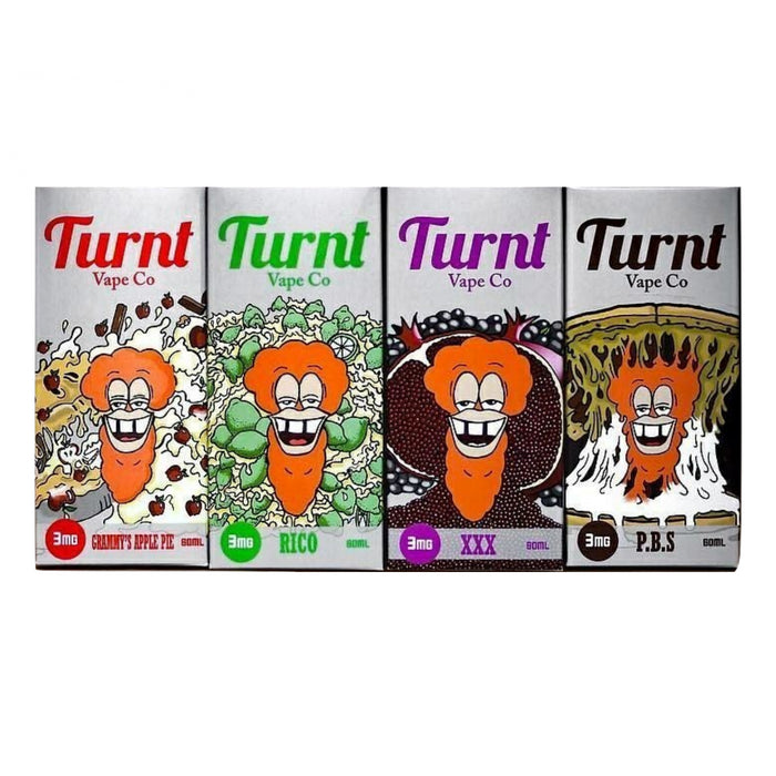 240ml Bundle by Turnt Vape Co. eJuice #1