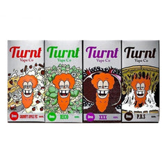 240ml Bundle by Turnt Vape Co. eJuice