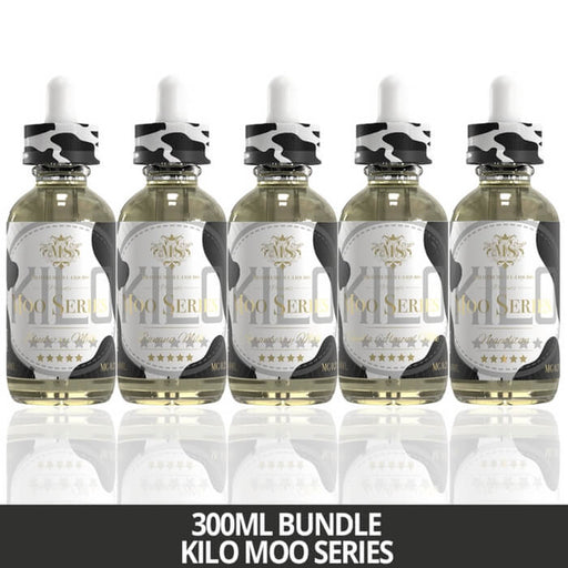 300ml Bundle by Kilo Moo Series E-Liquid #1