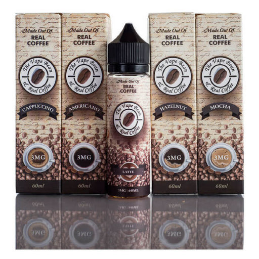 300ml Bundle by The Vape Bean eJuice #1