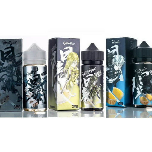 300ml Dessert Bundle by Yami Vapor E-Liquid #1