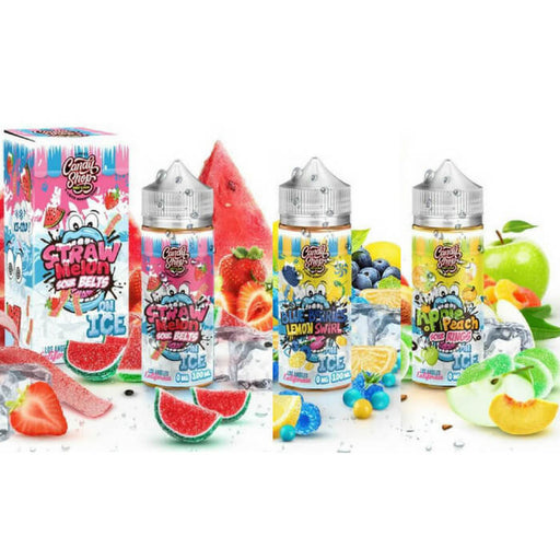 300ml on Ice Bundle by The Candy Shop E-Liquid on Ice #1