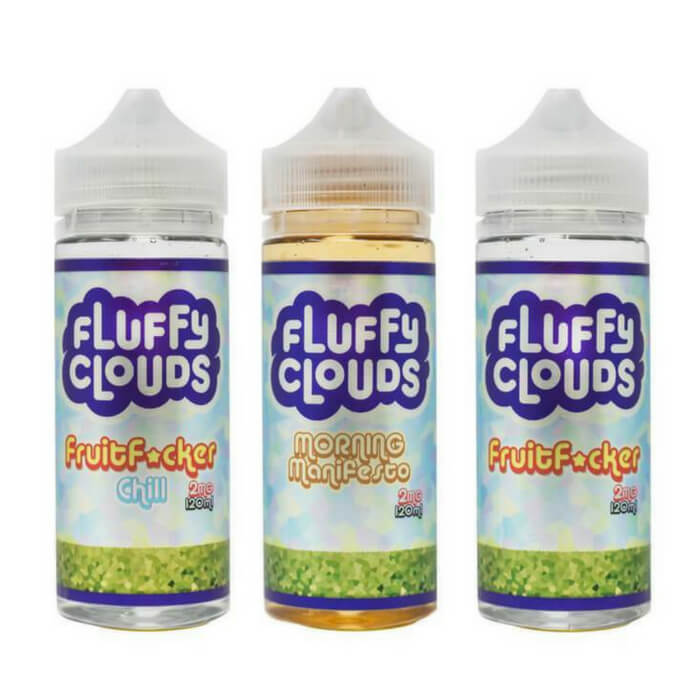 360ml Bundle by Fluffy Clouds eJuice #1