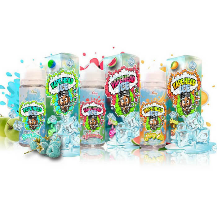 360ml On Ice Bundle by Vape Heads Sour E-Liquid #1