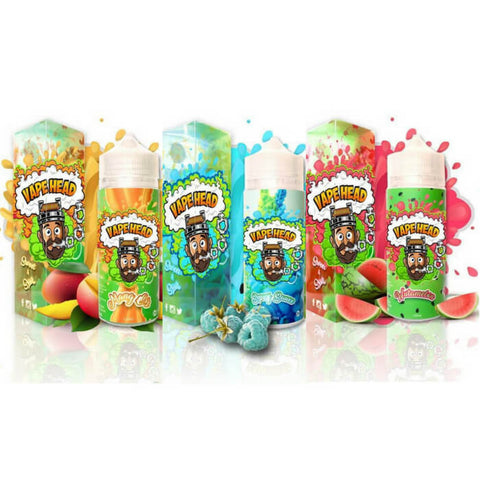 360ml Original Bundle by Vape Heads Sour E-Liquid